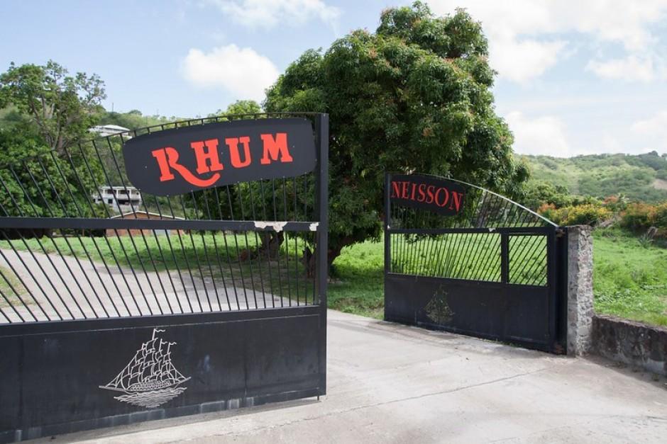Distillerie Neisson in Martinique