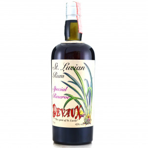 Silver Seal Devaux Special Reserve St Lucian Rum