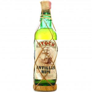 Stock Antilles Rum 1 Litre 1970s