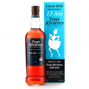 Trois Rivieres 2005 Single Cask 13 Year Old / Corman-Collins