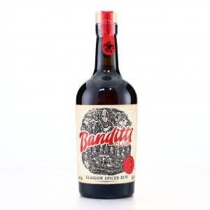 Banditti Club Glasgow Spiced Rum 50cl