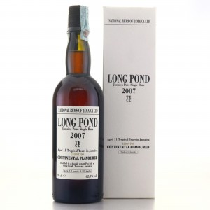 Long Pond TECA 2007 Continental Flavoured 11 Year Old