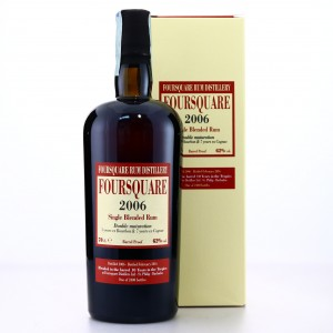 Foursquare 2006 Velier 10 Year Old