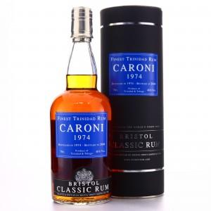 Caroni 1974 Bristol Classic Rum
