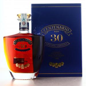 Ron Centenario 30 Edicion Limitada