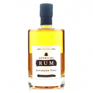 Henrich's Rum Jurancon Fass 50cl