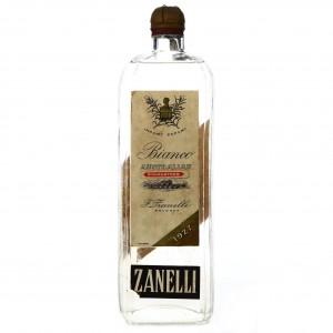 Zanelli Bianco Australian Rum 1 Litre 1950s