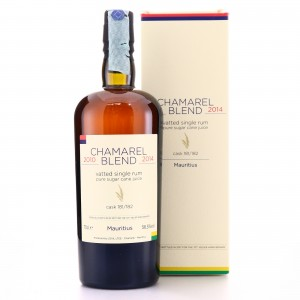Chamarel 2011 Velier 6 Year Old Two Cask Blend / 70th Anniversary​