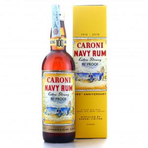 Caroni Navy Rum La Maison and Velier / 100th Anniversary
