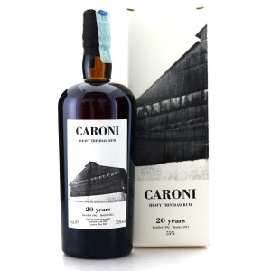 Caroni 1992 Velier 20 Year Old Heavy