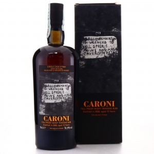 Caroni 2000 Velier 15 Year Old Single Cask Heavy #4681 / Velier & LMDW