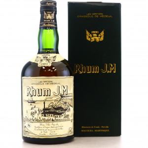 Rhum J.M 1989 Rhum Vieux 10 Year Old