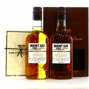 Mount Gay Origin Series Vol.2 / The Copper Stills