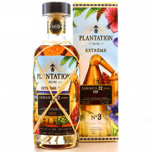 Long Pond ITP 1996 Plantation 22 Year Old Extreme No.3