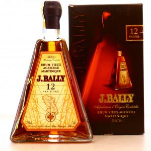 J. Bally 12 Year Old Pyramide