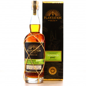 Trinidad Distillers 1997 Plantation Single Cask #10 / ex-Kilchoman Cask Finish