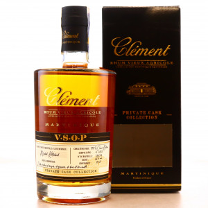 Clément VSOP Private Cask Collection 100% Canne Bleu / Michal Kratochvilovci