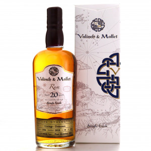 Port Mourant 1998 Valinch and Mallet20 Year Old