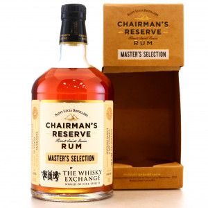 Chairman's Reserve 2006 Pot Still Single Cask 13 Year Old / TWE