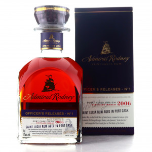 Admiral Rodney 2006 Port Cask Finish / Officer's Release No.1