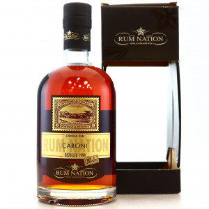 Caroni 1998 Rum Nation 2nd Batch