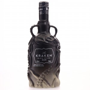 Kraken Black Spiced Rum Limited Edition Decanter