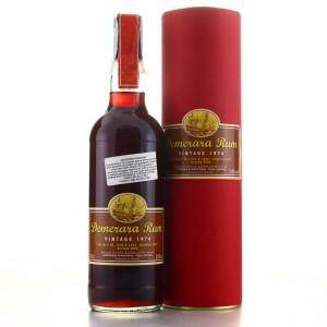 Demerara Rum 1974 Gordon and MacPhail