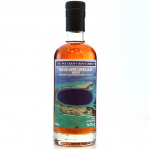 Travellers 10 Year Old That Boutique-y Rum Company Batch #1