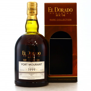Port Mourant PM 1999 El Dorado 15 Year Old