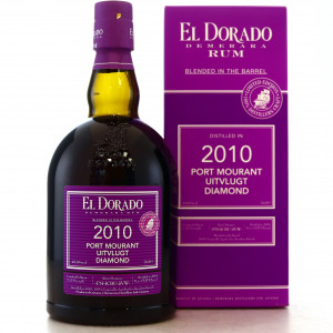 Port Mourant, Uitvlugt and Diamond <PM>ICBU<SVW> 2010 El Dorado Blended in the Barrel