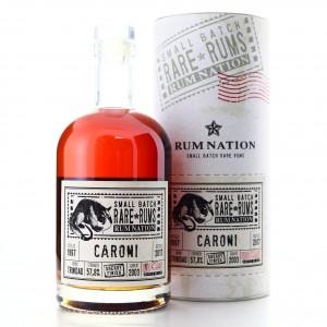 Caroni 1997 Rum Nation