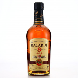 Bacardi 8 Year Old Reserva Superior
