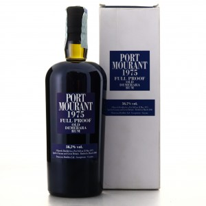 Port Mourant PM 1975 Velier 33 Year Old
