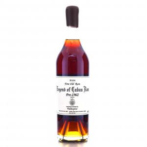 Valdespino Legend of Cuban Rum pre-1962