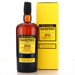 Hampden LROK 2010 Single Cask 9 Year Old #327 75cl / New York Edition