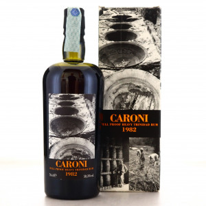 Caroni 1982 Velier 24 Year Old Full Proof Heavy