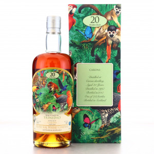 Caroni 1997 Silver Seal 20 Year Old / Rum is Nature