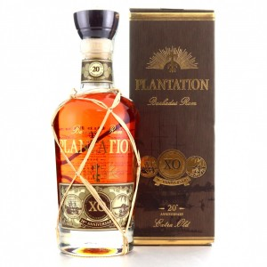 Barbados Rum XO Plantation 20th Anniversary