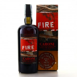 Caroni 1996 Velier 20 Year Old Single Cask Heavy #R3721 / Old Whisky