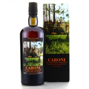 Caroni 2000 Velier 15 Year Old Single Cask Heavy #4655 / The Nectar