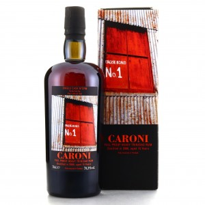 Caroni 2000 Velier 15 Year Old Single Cask Heavy #3790 / Paul Ulrich AG