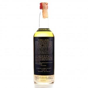 Jon Canoe 15 Year Old Deluxe Quality Rum circa 1960s / Whiskyteca Giaccone