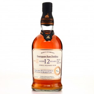 Foursquare 12 Year Old Private Cask Selection / Wealth Solutions
