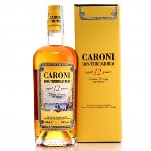Caroni 2000 Velier 12 Year Old 100% Trinidad 100 Proof