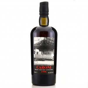 Caroni 1996 Velier 20 Year Old Guyana Single Cask #5602 / LMDW Trilogy
