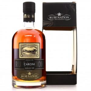 Caroni 1999 Rum Nation