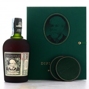 Diplomatico Reserva Exclusiva Gift Set / with Coasters