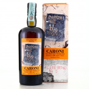 Caroni 2000 Velier 17 Year Old Single Cask Heavy #R4002 / Eataly