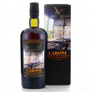 Caroni 1996 Velier 20 Year Old Single Cask Heavy #5623 / Kirsch Whisky