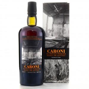 Caroni 1996 Velier 22 Year Old Single Cask Heavy #3812 / Shinanoya